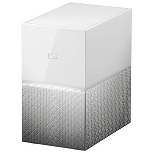 Сетевой накопитель (NAS) Western Digital My Cloud Home Duo 6 TB (WDBMUT0060JWT-EESN)