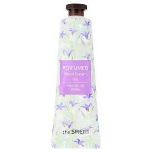Крем для рук The Saem Perfumed hand cream Iris