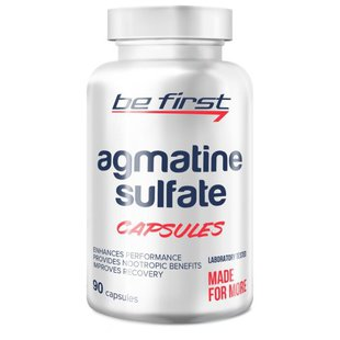 Be First Agmatine Sulfate (90 шт.)