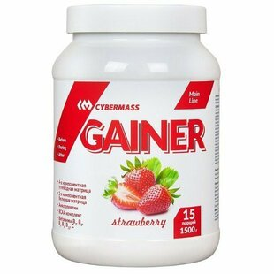 Гейнер CYBERMASS Gainer (1500 г)
