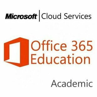 Microsoft Office 365 A5 for faculty academic только лицензия
